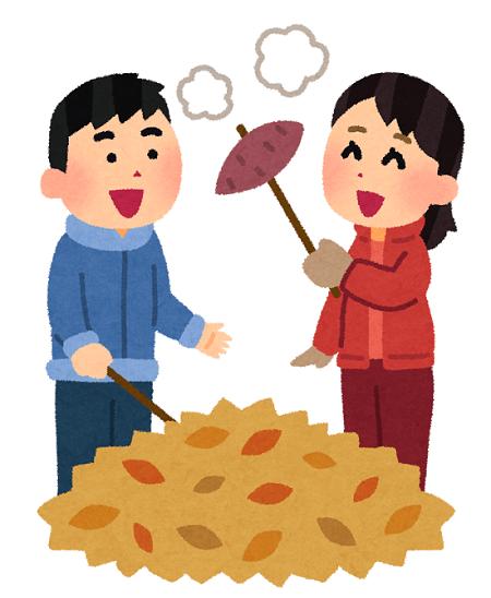 無料 焼き芋 焼き芋屋さん 焼き芋を作る人 動物イラスト かわいい無料イラスト イラストの描き方